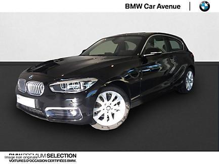 BMW 114d 95 ch trois portes Finition UrbanChic