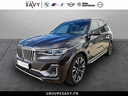BMW X7 xDrive30d 265 ch
