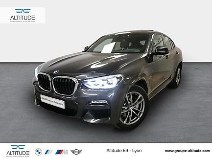 BMW X4 xDrive25d 231 ch Finition M Sport