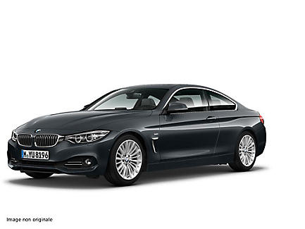 BMW 420d xDrive 190ch Coupe Finition Luxury