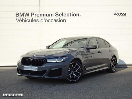 BMW 530e xDrivre 292 ch Berline Finition M Sport