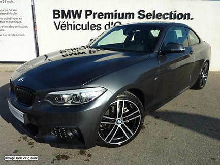 BMW 218d 150 ch BVA Coupe Finition M Sport