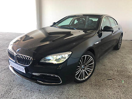 BMW 640d 313 ch Gran Coupe