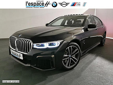 BMW 745e 394 ch Berline Finition M Sport