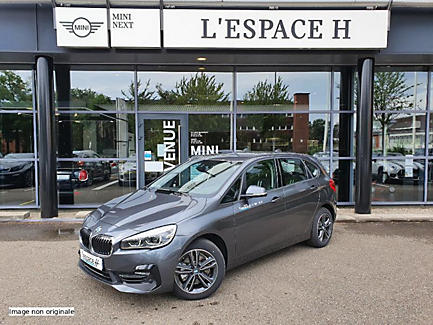 BMW 218d 150ch Active Tourer Finition Sport