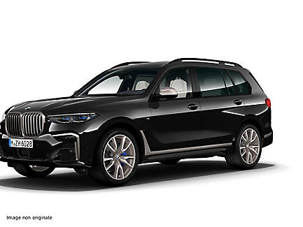 BMW X7 M50d 400 ch