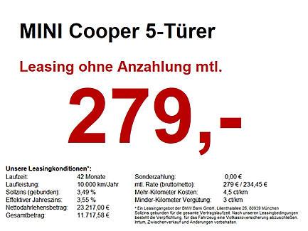 Cooper 5-Türer