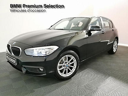 BMW 114d 95 ch cinq portes Finition Business Design (Entreprises)