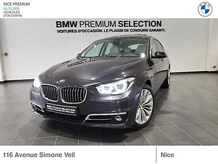 BMW 530d 258ch Gran Turismo Finition Luxury