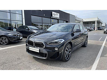 BMW X2 sDrive18d 150 ch Finition M Sport X (tarif fevrier 2018)