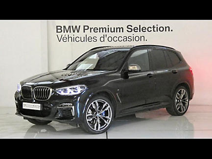 BMW X3 M40d 326 ch