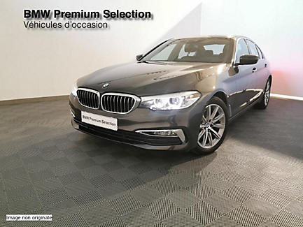 BMW 520d 190 ch BVM Berline Finition Luxury (tarif fevrier 2018)