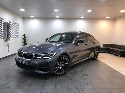 BMW 318d 150ch Berline Finition M Sport