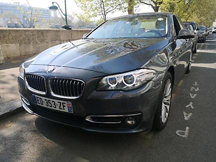BMW 535i xDrive 306ch Berline Finition Luxury