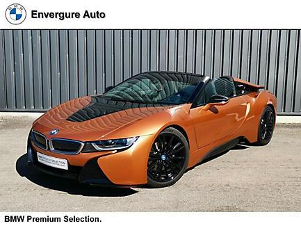 BMW i8 374 ch Roadster
