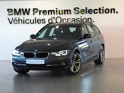 BMW 318d 150 ch Touring Edition Sport