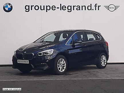 BMW 218d 150ch Active Tourer Finition Business Design