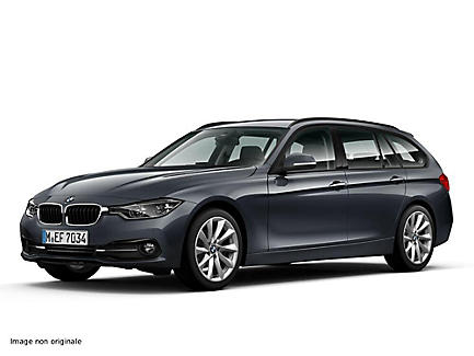 BMW 320d xDrive 190 ch Touring Finition Business Design (tarif fevrier 2018)