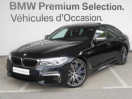 BMW M550i xDrive 462 ch Berline