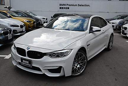 M4 Coupe M DCT Competition Package