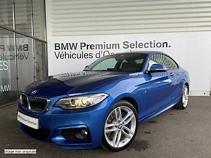 BMW 220d 184ch Coupe Finition M Sport