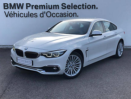 BMW 420d xDrive 190 ch Gran Coupe Finition Luxury