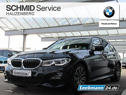 320d Touring M-Sport AHK UPE: 65.740,-