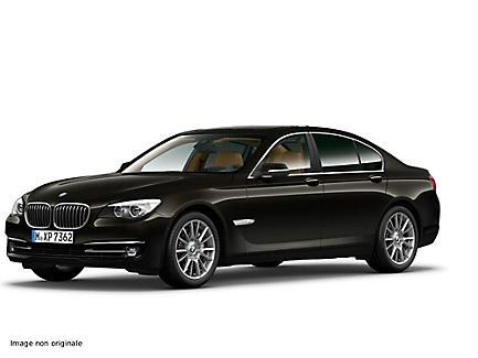 BMW 740d 313 ch Berline Exclusive Individual