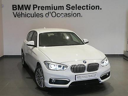 BMW 114d 95 ch cinq portes Finition Urban Chic