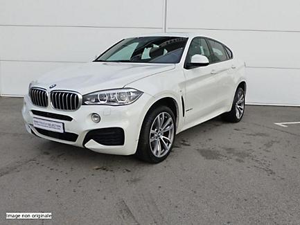 BMW X6 xDrive40d 313 ch Finition M Sport