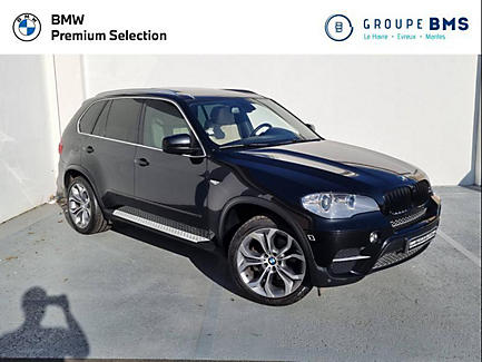 BMW X5 xDrive40d 306 ch Finition Exclusive