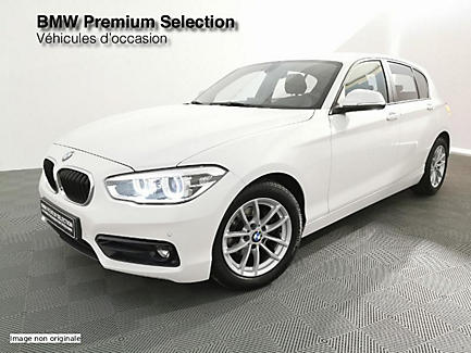 BMW 116d EfficientDynamics Edition 116 ch cinq portes Finition Business Design (Entreprises)