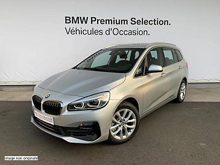 BMW 218d 150 ch Gran Tourer Finition Business Design