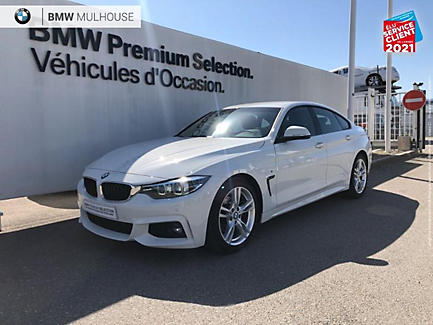 BMW 420i 184 ch Gran Coupe
