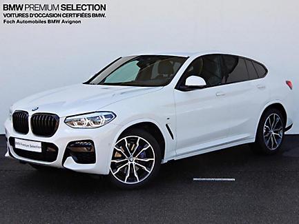 BMW X4 xDrive30d 265 ch Finition M Sport