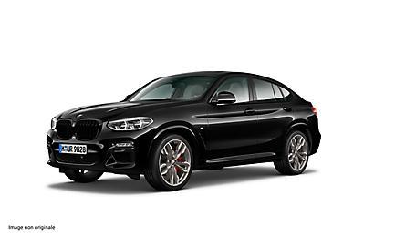 BMW X4 M40d 340 ch