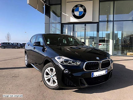 BMW X2 sDrive20d 190 ch Finition M Sport