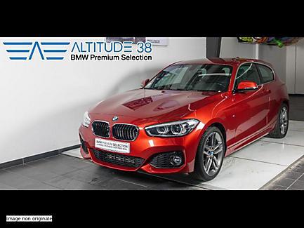 BMW 125d 224 ch trois portes Finition M Sport