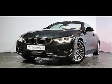 BMW 430d 258 ch Cabriolet Finition Luxury