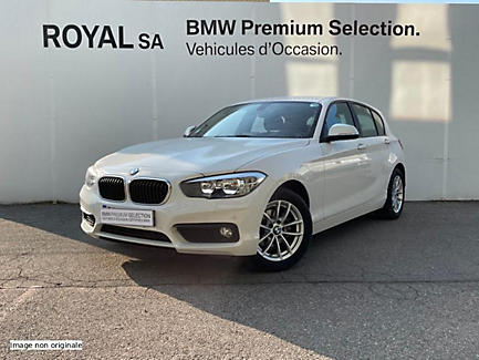 BMW 114d 95 ch cinq portes Finition Lounge