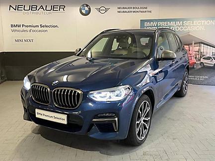 BMW X3 M40i 360 ch