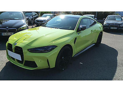 BMW M4 Competition Coupe 510 ch