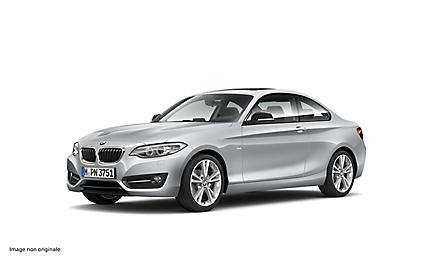 BMW 218i 136ch Coupe Finition Sport