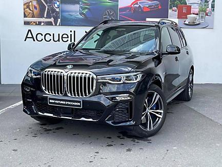 BMW X7 xDrive40i 340 ch Finition M Sport