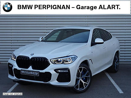 BMW X6 xDrive30d 286 ch Finition M Sport