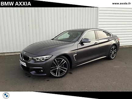 BMW 420d 190 ch Gran Coupe Finition M Sport