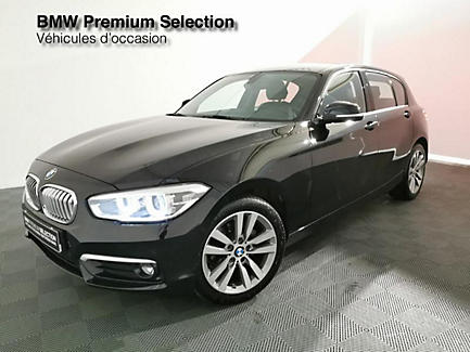 BMW 116d 116ch cinq portes Finition Urban Chic