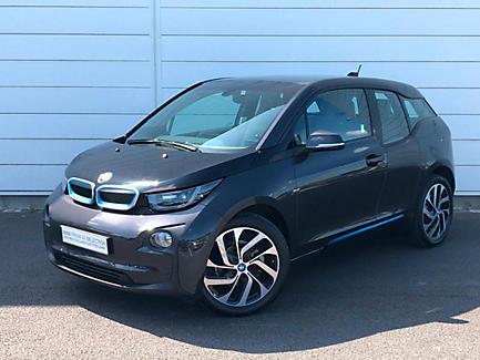 BMW i3 170 ch 60Ah avec prolongateur d'autonomie