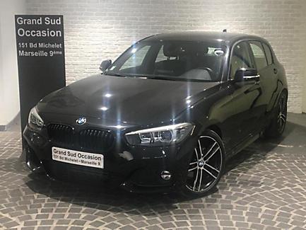 BMW 118i 136 ch cinq portes Finition M Sport Ultimate avec pack M Sport Shadow