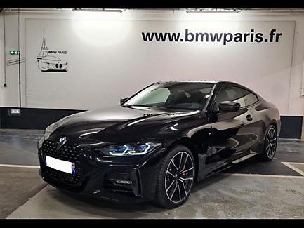 BMW 430d xDrive 286 ch Coupe Finition M Sport